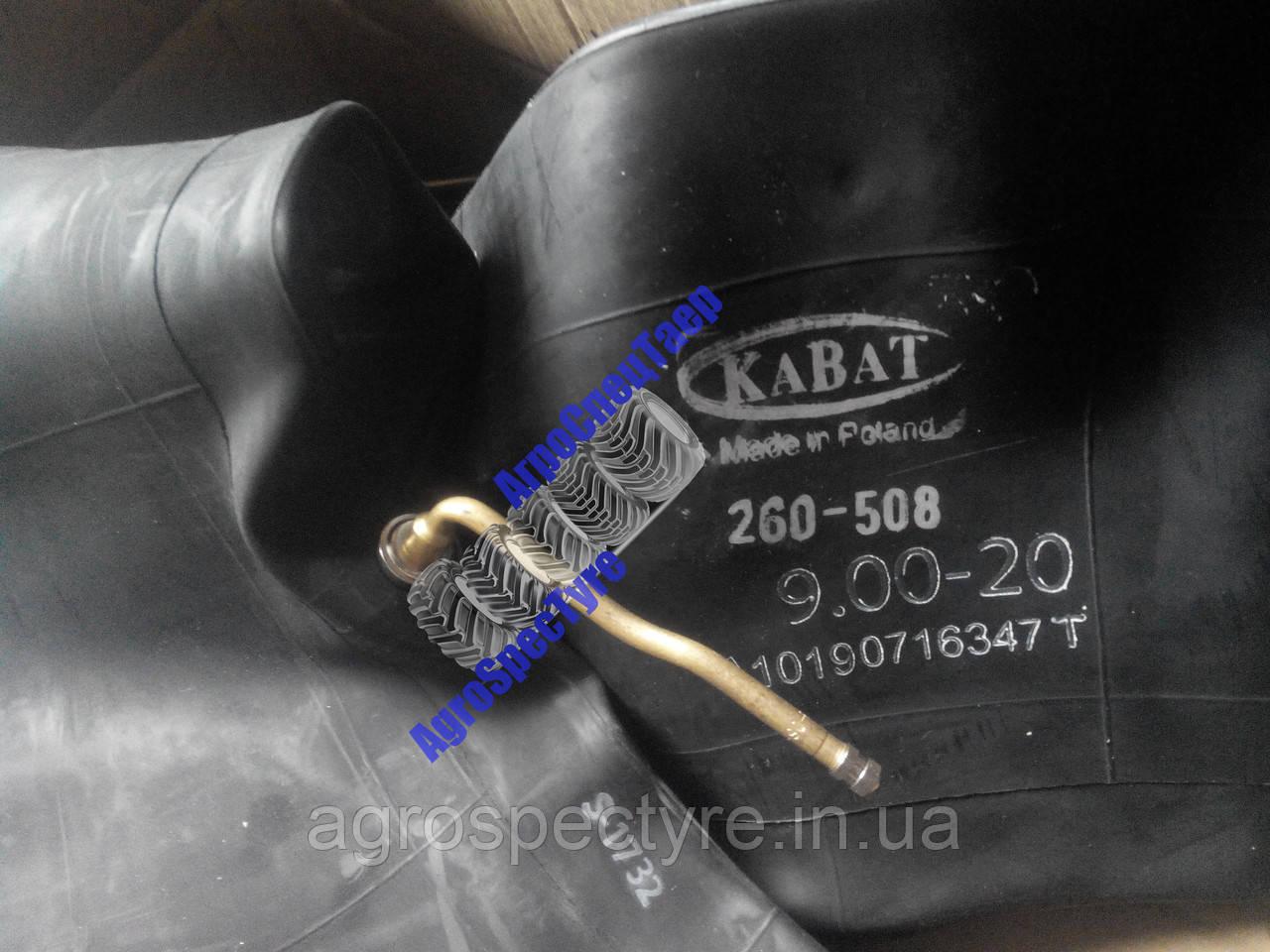 Камера 10.00-20 V3.02.11 KABAT на экскаватор