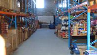 Аренда склада 420 кв.м. с отоплением на рампе