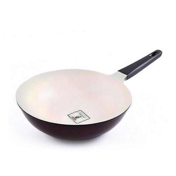 Сковорода-вок Fissman MERIDIAN 28 см с антипригарным покрытием AL-4678.28