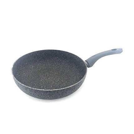 Сковорода глубокая Fissman VENETA 28 см алюминий с индукционным дном AL-4919.28, фото 2