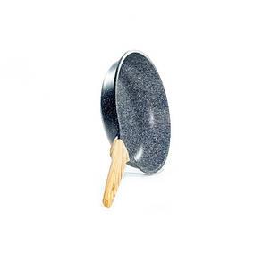 Сковорода без крышки Fissman Spotty Stone 28 см AL-4423.28, фото 2
