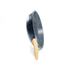Сковорода без крышки Fissman Spotty Stone 24 см AL-4421.24, фото 2