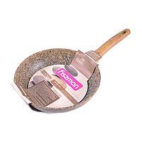Сковорода без крышки Fissman Imperial Gold 24 см AL-4359.24