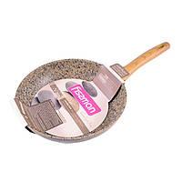 Сковорода без крышки Fissman Imperial Gold 26 см AL-4360.26