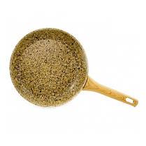 Сковорода без крышки Fissman Imperial Gold 26 см AL-4360.26, фото 2
