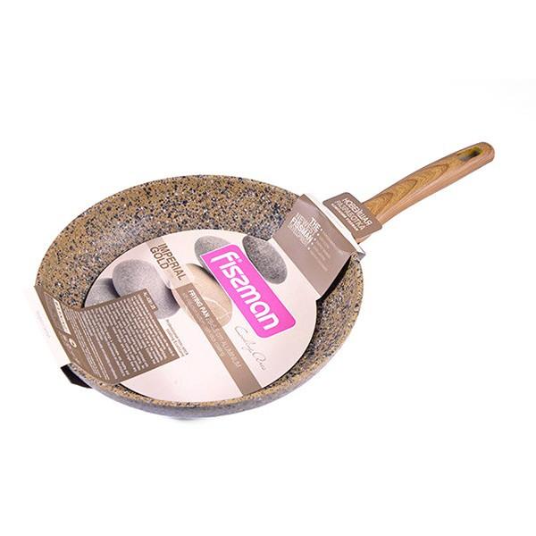 Сковорода без крышки Fissman Imperial Gold 28 см AL-4361.28