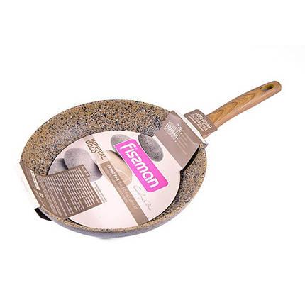 Сковорода без крышки Fissman Imperial Gold 28 см AL-4361.28, фото 2