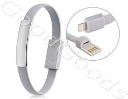 Кабель-браслет для зарядки iPhone 5/5S/6/6+