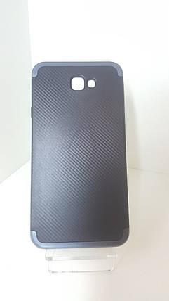 Чехол-бампер IPaky на Samsung J7 Prime синий, фото 2