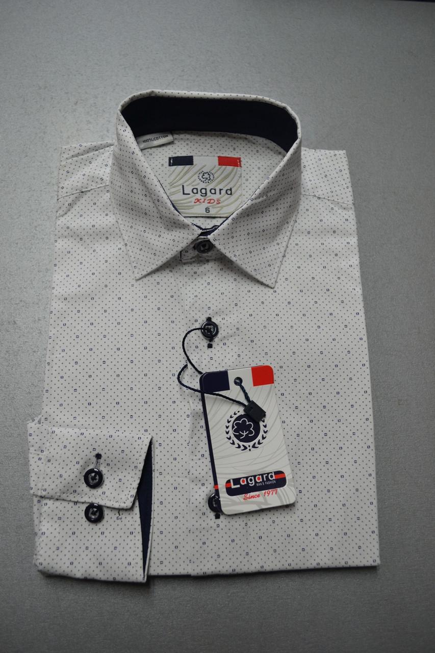 13ad2223179 Детская рубашка LAGARD (размер 10