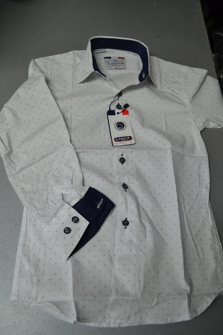 08dd4c33786 ... Детская рубашка LAGARD (размер 10