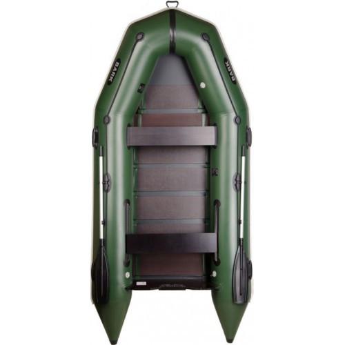 Надувная лодка из пвх Барк Bt-330 четырехместная моторная