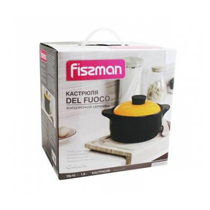 Кастрюля Fissman Del Fuoco 4 л CA-6218.25, фото 2