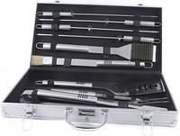 Набор инструментов для барбекю Fissman 21 предмет в чемодане BQ-1016.21