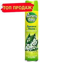 Освежитель воздуха Sunny Day «Дыхание весны» 300 мл