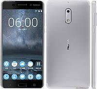 Мобильный телефон Nokia 6 32GB silver