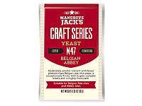 Пивные дрожжи Craft Series M47 - MANGROVE JACK'S BELGIAN ABBEY (10G)
