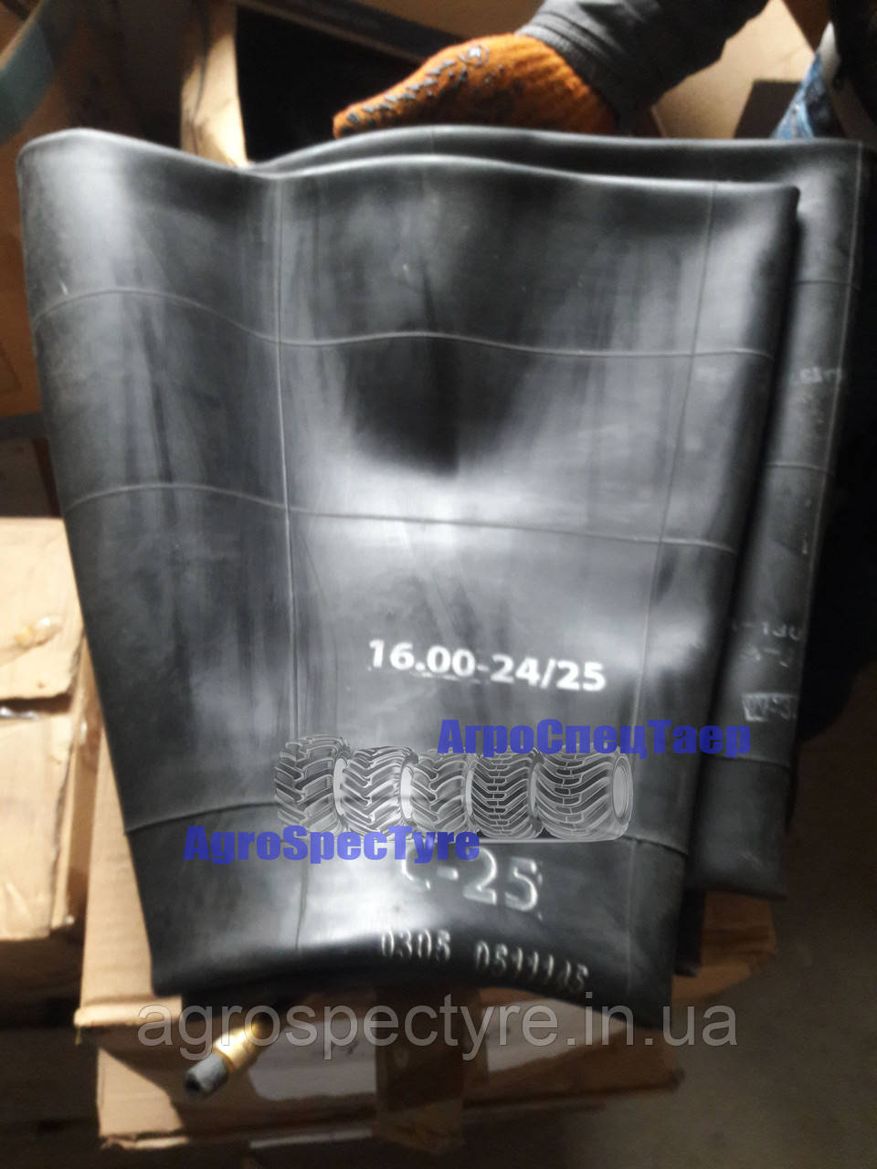 Камера 16.00-24/25 TRJ 1175C KABAT для погрузчика