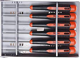 Набор отверток для точных работ,CrV,6шт.MTX 133619