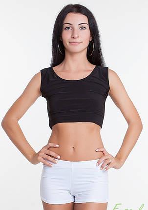 Женские спортивные шорты из хлопка, фото 2