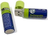 Аккумулятор с зарядкой от USB EnerGenie EG-BA-001. Цена за 2 шт (1 уп.) [spdk], фото 1