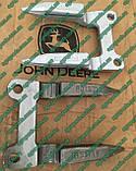 Опора AH102048 крепление редуктора МКШ SUPPORT, W/BEARING John Deere з/ч кронштейн жатки АН102048, фото 2