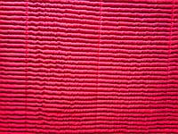 Плащевая ткань Мемори стеганая на синтепоне подложкой на трикотаже с резинкой Красный