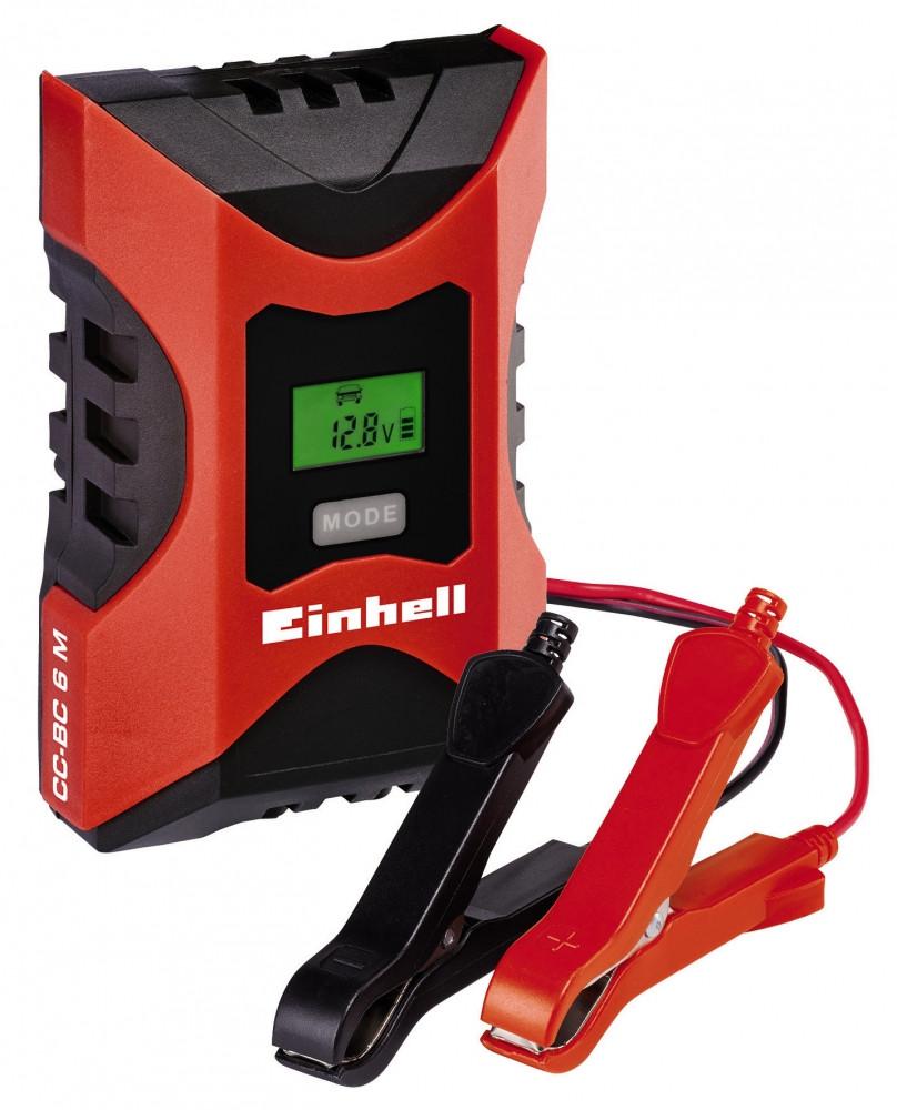 Зарядное устройство Einhell CC-BC 6 M