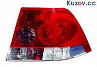 Фонарь задний для Opel Astra H '04-15, седан, правый (DEPO)