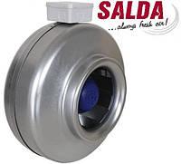 VKAP 125 MD 3.0 канальный вентилятор Salda с оцинкованной стали