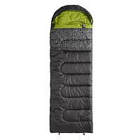 Спальный мешок Caribee Moonshine (0°C) Charcoal/Green
