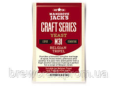 Срок. Дрожжи Craft Series M31 - Mangrove Jack's Belgian Tripel - (10G)