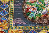 Набор для вышивки бисером на холсте «Сказка про кота», фото 3