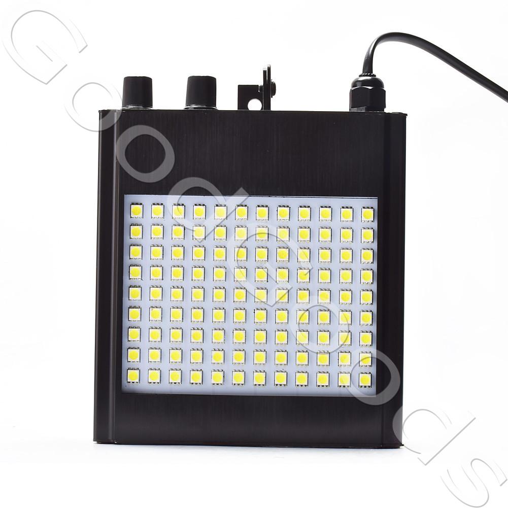 Стробоскоп LED ROOM STROBE одноцветный белый