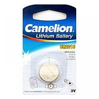 Батарейка CAMELION CR2016 1BL
