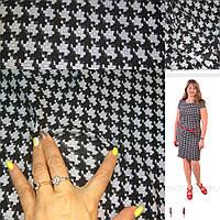 Ткань стрейч коттон  хлопок наборы ткани для рукоделия, набор 9