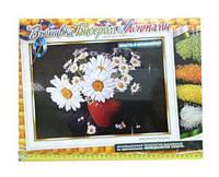 Набор для творчества Вышивка бисером и лентами danko toys БВ-01Р-01