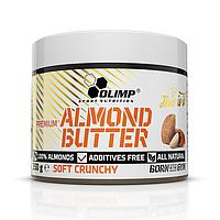 OLIMP Almond Butter soft crunchy 350 g Олимп миндальное масло