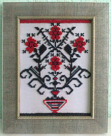 Схемы для вышивки бисером Берегиня