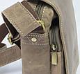 Кожаная сумка Always Wild 250591 серый, фото 5