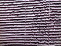 Плащевая ткань Мемори стеганая на синтепоне подложкой на трикотаже с резинкой Сиреневый