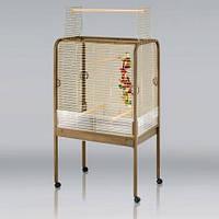 Fop15200030Tiffani оцинкованная - клетка для мелких и средних попугаев