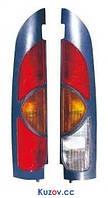 Фонарь задний для Renault Kangoo '97-03 правый (DEPO) 2 двери 551-1959R-LD-UE