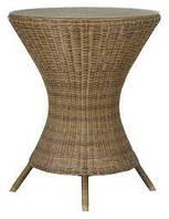 Плетенный столик-бистро на террасу коллекция San Marino, фото 1