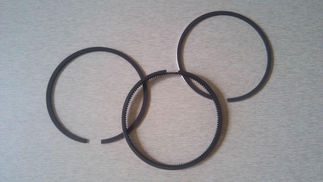 Кольца поршневые Ø86 мм 186F