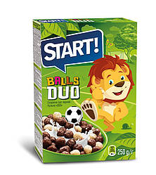 "Шарики START "" DUO» 250г"