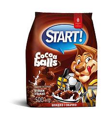 Шарики с какао START 500г