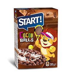 Шарики с какао START 250г