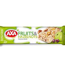 Зерновой батончик АХА с фруктами и орехами 23 г