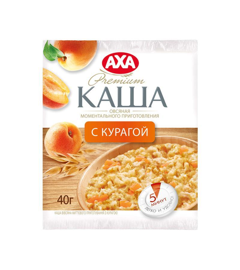 Каша овсяная АХА с курагой 40г